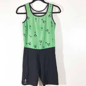 Stitch Rowing All in One Riddler Theme Sz S